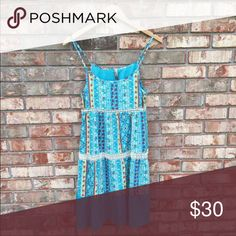 🎉SALE🎉 🆕 Boho Print Dress! *RESELLING* Item is BRAND NEW. Item is too big for me! Comes from a smoke-free & pet-free home! Will ship either same day or next day (excluding Sunday's)! Thanks for checking out my items - if you have any questions, please ask! 😊 NO trades and NO PayPal, don't ask! I do sell on other sites! Dresses Mini
