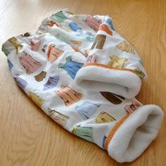 sewing projects for babies | Easy Reversible Poofypants for Babies by P... | Sewing Ideas