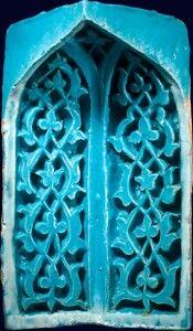 Timurid panel (Uzbekistan)