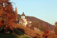 Grünenstein castle in Balgach Switzerland