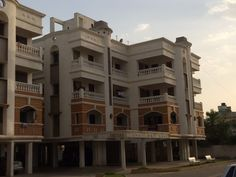 2 BHK flats Sai Mangalam Residence in ring road ayodhya nager | Gharon