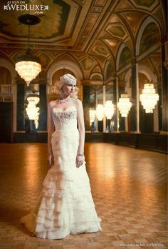 Great Gatsby  Wedding Dress inspirations