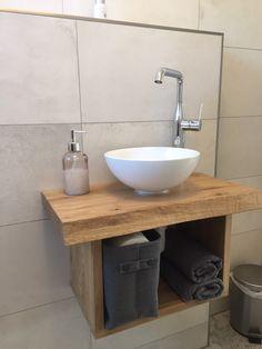 Bathroom Layout, Bathroom Interior Design, Modern Bathroom, Small Bathroom, Guest Toilet, Downstairs Toilet, Wc Design, Timber Vanity, Frameless Shower Doors