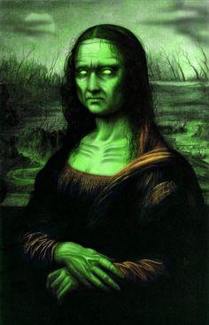 Mona Lisa [Rigo Velez] (Gioconda / Mona Lisa)