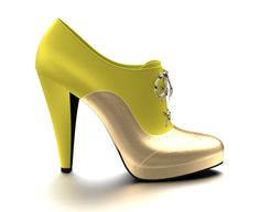 I love this custom design from Shoes of Prey! Design your perfect pair of shoes online now    shoesofprey.comhg