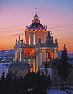 Beautiful Scene ~ Lviv - Ukraine