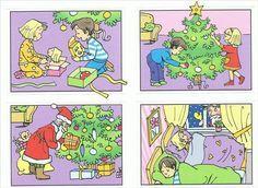 Resultado de imagem para logische reeksen kerst