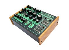 Dreadbox effects & synthesizers – erebus