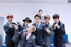 Lee Changsub, Yook Sungjae, Lee Minhyuk, Im Hyun Sik, Born To Beat, Photo P, Fans Cafe, Cube Entertainment, Vixx