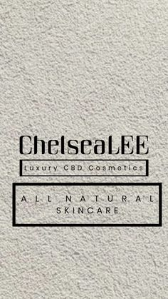 """ChelseaLEE CBD Cosmetics on Instagram: """"What we are about"""" Natural Skin Care, Cosmetics, Instagram"""