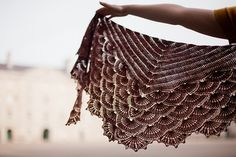 Absolutely Gorgeous  Crochet! Pattern Name: Venus Pattern by: Aoibhe Ni Published in Legendary Shawls