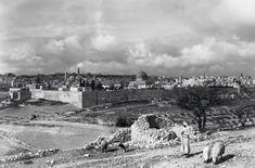 Ierusalim, anul 1930.