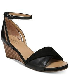 befb3792d0 Franco Sarto Deirdra Wedge Sandals - Sandals & Flip Flops - Shoes -  Macy's #