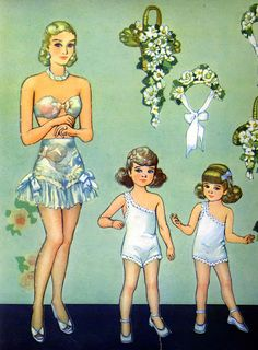 Bride book Whitman 1943 reference set - Bobe Green - Picasa Web Albums