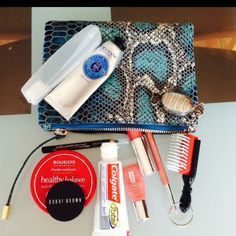 My every day make up bag by Linda Personal Taste, March 2014, Make Up, Skin Care, Day, Style, Swag, Skincare Routine, Makeup