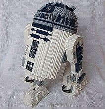R2-D2 Lego Build Is A Pure Wonder
