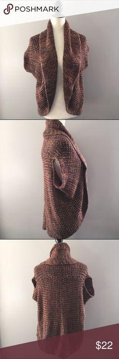 Selling this Short sleeve Knit Cardigan on Poshmark! My username is: infinitelyposh. #shopmycloset #poshmark #fashion #shopping #style #forsale #Sweaters