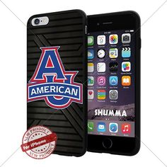 "NCAA-American Eagles,Cool iPhone 6 Plus (6+ , 5.5"") Smartphone Case Cover Collector iphone TPU Rubber Case Black SHUMMA http://www.amazon.com/dp/B012KQRWKW/ref=cm_sw_r_pi_dp_9S42vb00NNSAJ"
