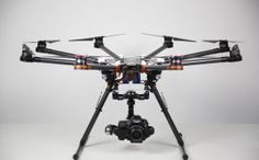 Drones: os fotógrafos aéreos