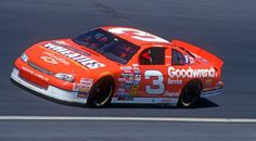 Dale Earnhardt, I have a  model car like this signed by Dale, he sighed it in January before he died in February!r