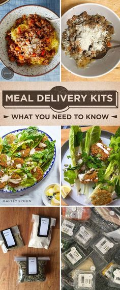 Here's What It's Like To Actually Cook All The Meal Delivery Kits