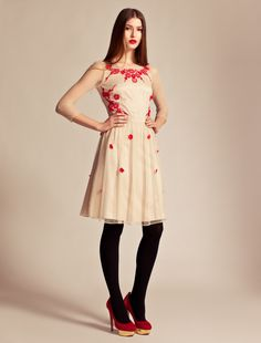 Cherry Blossom Dress (Alice by Temperly)