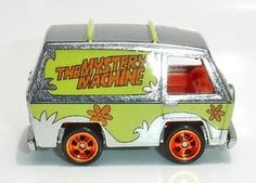 Hot Wheels Convention Exclusive 1 of 2400 pcs Zamac Raw Scooby Doo sept 1-5 2014 1:64 real Riders in protecto
