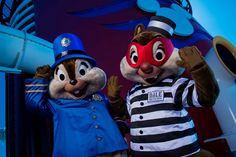 Halloween on the High Seas on Disney Cruise Line | About.com Family Vacations