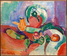 Still Life with Vegetables - Henri Matisse