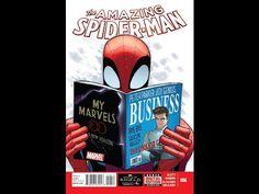 He's Got Issues #138.1: Marvel Comics 9/10/14