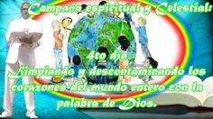 4to día de CAMPAÑA ESPIRITUAL Y CELESTIAL
