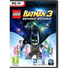 Lego Batman 3 Beyond Gotham PC Game | http://gamesactions.com shares #new #latest #videogames #games for #pc #psp #ps3 #wii #xbox #nintendo #3ds