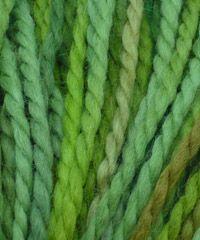 Misti Alpaca Chunky Hand Paints - #CP25 Midsummer's Night - Alpaca Direct  Green #yarn makes me happy!