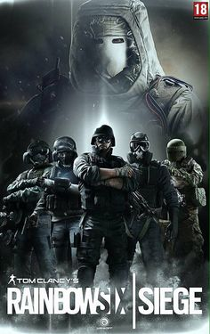 87 Best Rainbow Six Siege Images Videogames Rainbow 6 Seige