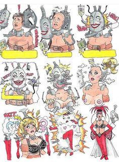 Unwilling Showgirl Colored 1 by Bamtfartist on DeviantArt Cute Little Girl Dresses, Cute Little Girls, Sissy Maid, Sissy Boy, Tg Tf, Nurse Art, Cd Art, Roller Set, Colorful Drawings