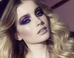 Augen Make up - experimentieren Sie mit Farben