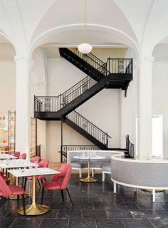 Peeking Inside Richmond, Virginia's Quirk Hotel | Design*Sponge