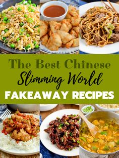 The Best Chinese Fakeaway Recipes - Slimming Eats - Slimming World astuce recette minceur girl world world recipes world snacks Slimming World Fakeaway, Slimming World Recipes Syn Free, Slimming World Diet, Slimming Eats, Slimming World Chicken Recipes, Gluten Free Chinese Food, Vegetarian Chinese Recipes, Healthy Recipes, Healthy Drinks