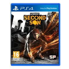 Techasauras - Infamous Second Son PS4 Game, £51.44 (http://techasauras.com/infamous-second-son-ps4-game/)