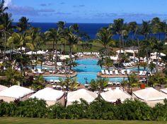 Ritz Carlton. Maui.