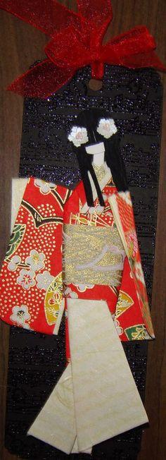 Washi Ningyo: Muñecas Japonesas de Papel - Amantes del Japón - Taringa!