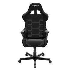 DXRacer OC168N Mesh Office Chair Ergonomic Mesh Computer Office Chair-Black by Newedge on Opensky