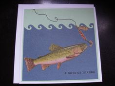 Common Greetings~Fish card