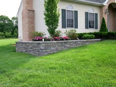 sloped front yard landscaping ideas 6 - pictures, photos, images