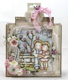 Tilda's family, Prince and Princess Collection, Magnolia stamps