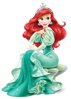 Ariel - my favorite princess!