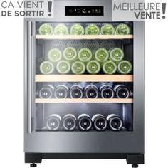 850€ Découvrez l'offre  Cave à vin Haier WS50GDBI avec Boulanger. Retrait en 1 heure dans nos 125 magasins en France*.