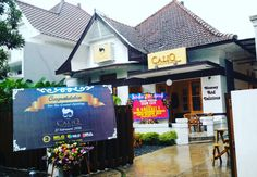 Grand Opening Caliq Cafe Malang