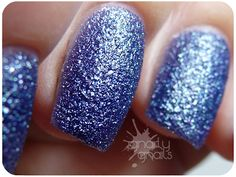 Nicole by OPI Gumdrops - Blue-Berry Sweet on You
