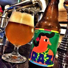 BrazIPA - Mikkeller  6% #blondine #ipa #brewing #brewery #loverbeer #lupulo #instabeer #besadabeer #beer #bier #biere #birra #cerveza #runtothebeer #harmonizabeer @revistabeerart #revistabeerart #hops #iloveipa #ilovehops #c